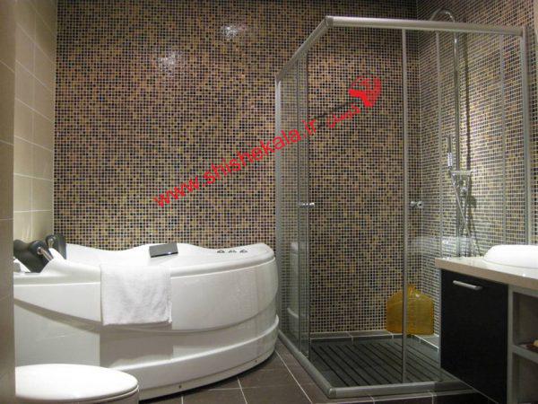 درب کشویی آنادایز حمام