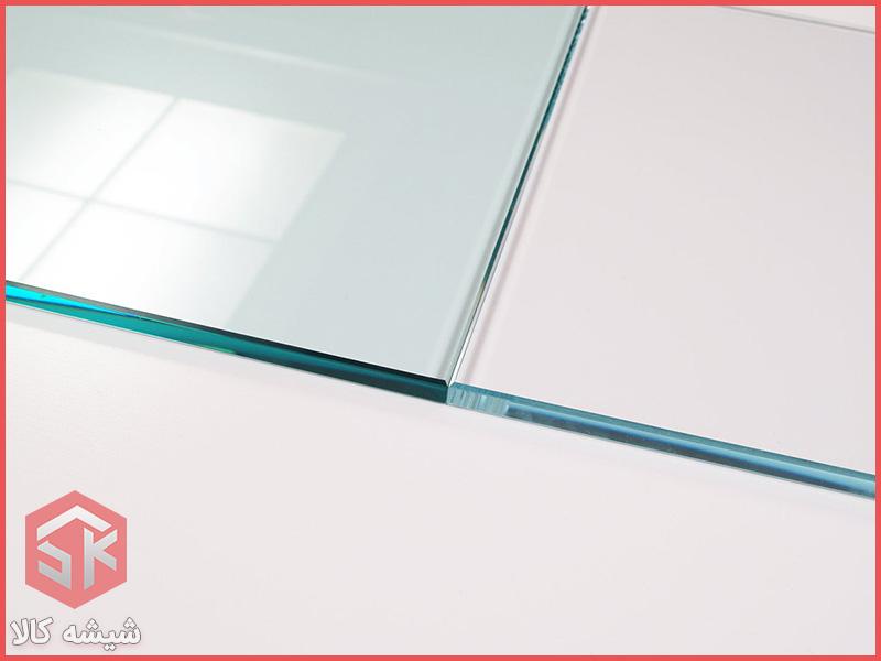 شیشه سکوریت سوپر کلیر