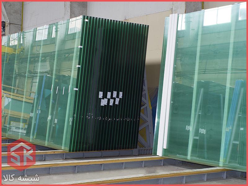 کارخانه تولید شیشه سکوریت