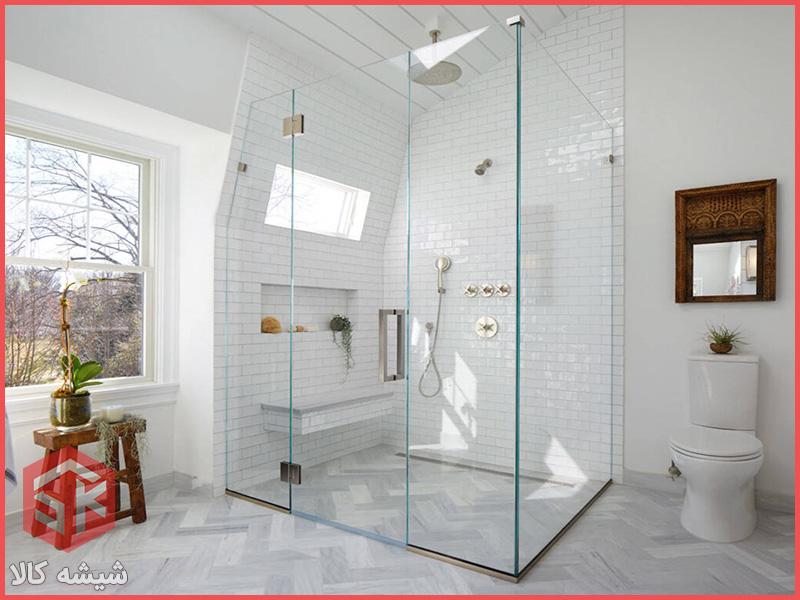 حمام شیشه ای | دوردوشی