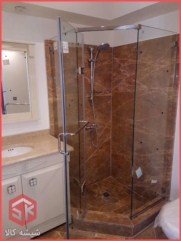حمام شیشه ای کنجی