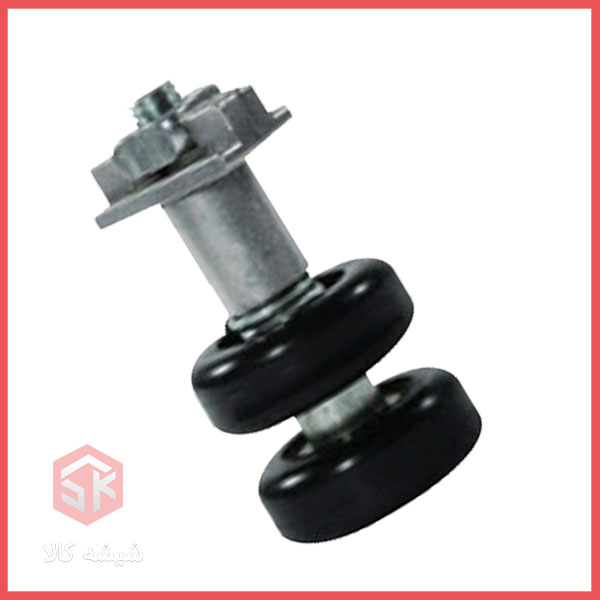 Pulleys of glass balcony fittings